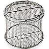 円筒形金網